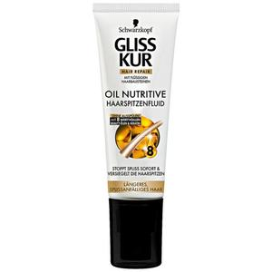 Gliss Kur Hair Repair Oil Nutritive Haarspitzenfluid 11.98 EUR/100 ml