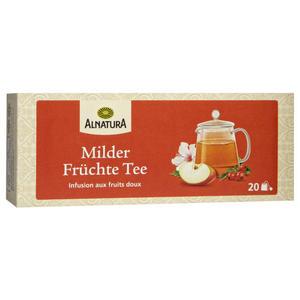 Alnatura Bio Milder Früchte Tee 3.31 EUR/100 g
