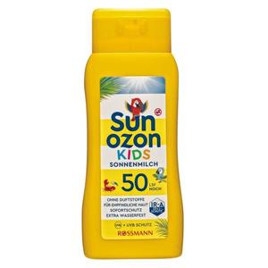 sunozon kids Sonnenmilch LSF 50 1.75 EUR/100 ml