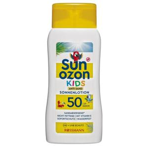 sunozon kids Anti Sand Sonnenlotion LSF 50 2.25 EUR/100 ml