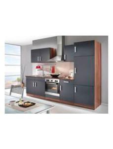 Küchenzeile ohne E-Geräte »Toronto«, Breite 270 cm
