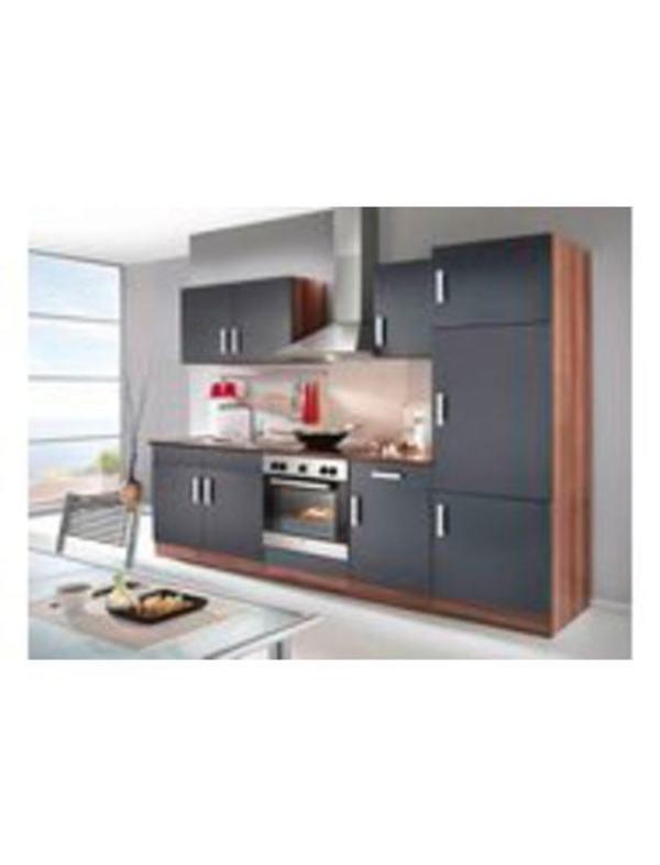 Küchenzeile ohne E-Geräte »Toronto«, Breite 270 cm von Hagebau für ...