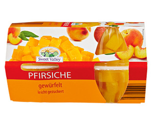 SweetValley Früchte inCups
