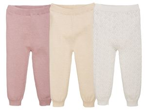 LUPILU® PURE COLLECTION Baby Mädchen Strickhose