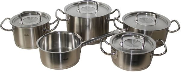 Fissler Original Profi Collection Topfset 5 Teilig Von Netto Marken