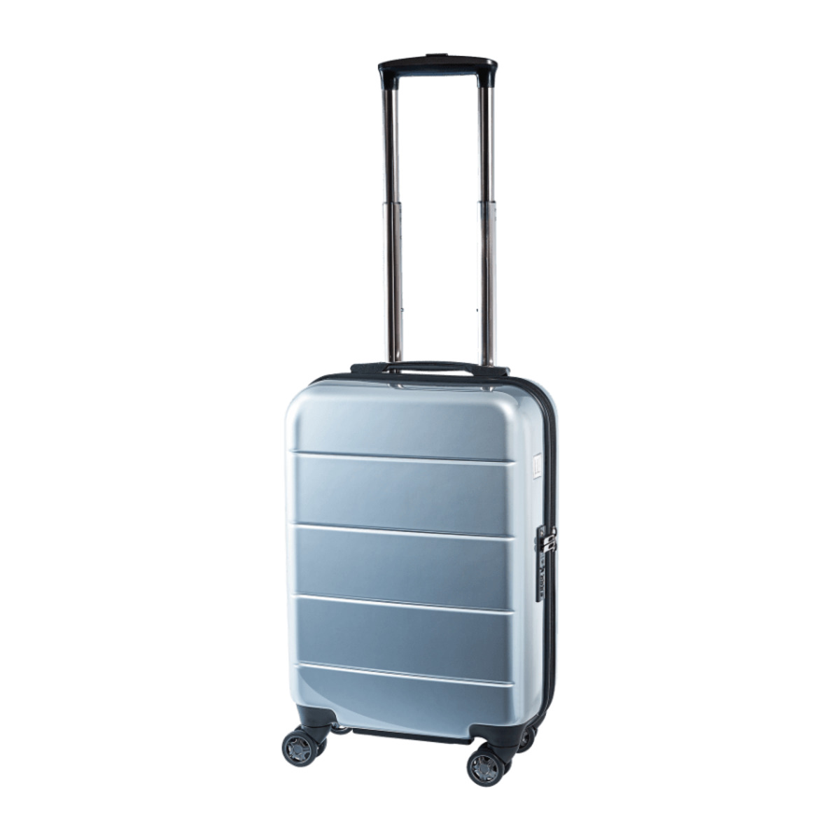 Bild 2 von ROYAL LIFE  	   Trolley Boardcase in Metallic-Optik