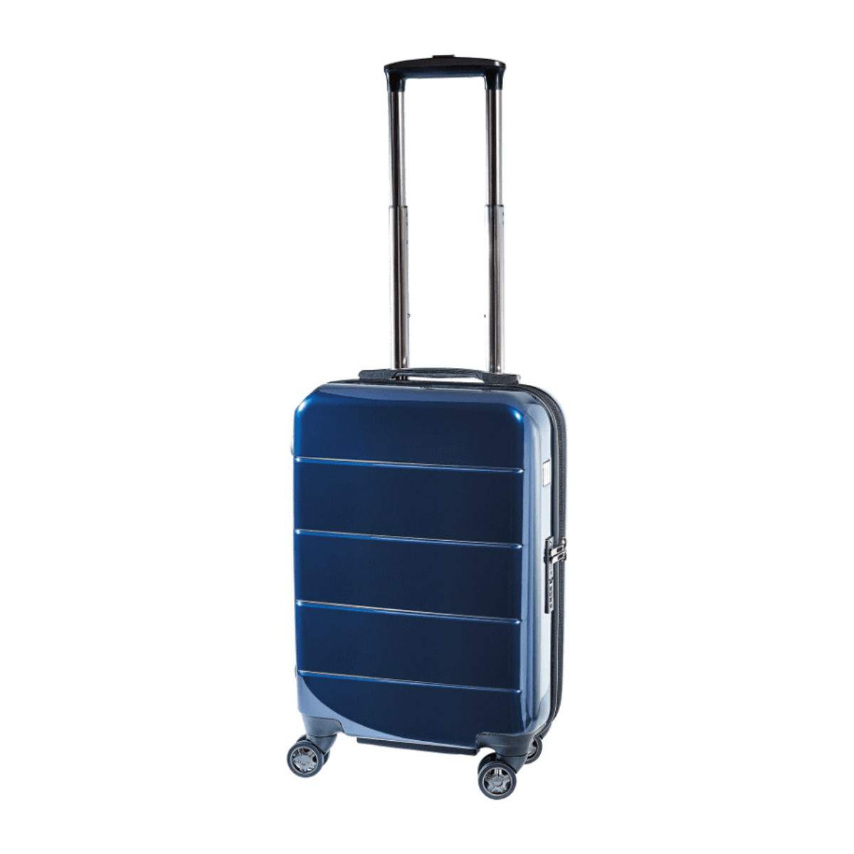Bild 4 von ROYAL LIFE  	   Trolley Boardcase in Metallic-Optik