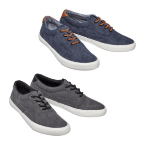 WALKX  	   Flache Canvassneaker
