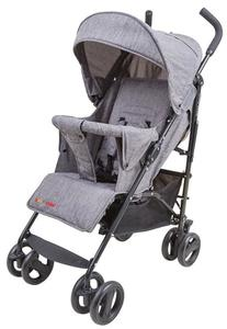 BABY MAX Buggy BMAX Travel Linen Grey