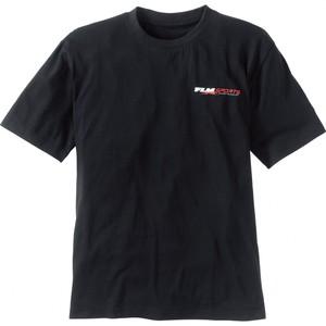 FLM            Sports-Team Shirt schwarz