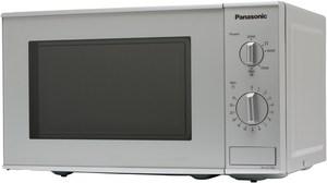 Panasonic NN-E 221 M Solo-Mikrowellengeräte silber