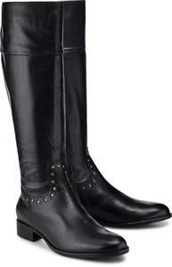 Trend-Stiefel von Belmondo in schwarz für Damen. Gr. 37,38,39,40,41