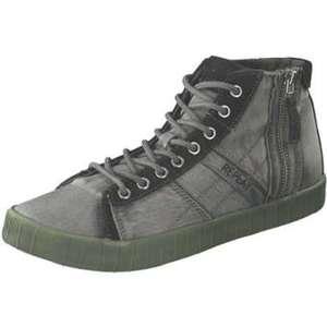 Replay Everet High Sneaker Herren grün