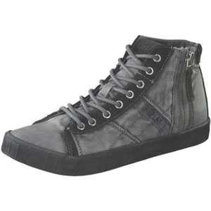 Replay Everet High Sneaker Herren schwarz