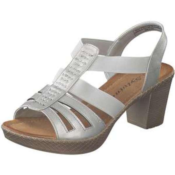 e682fc3ae261 Sylvine Sandale Damen silber von Siemes ansehen! » DISCOUNTO.de