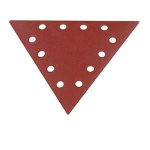 Scheppach Dreieck-Schleifpapier K80 10stk für DS210