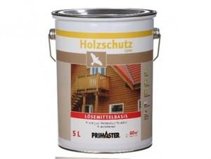 Primaster Holzschutzlasur lösemittelhaltig ,  ebenholz 5 l
