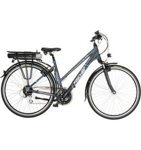 FISCHER Damen Trekking E-Bike, 36V/250W Hinterradmotor, 28 Zoll, 24 G.-Shimano Kettensch., »ETD 1401«