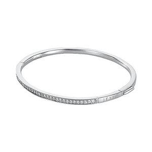 JETTE Silver BASIC Armreif 85615475