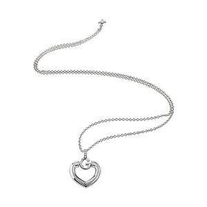 Guess Kette Heart Neck JUBN83012JW