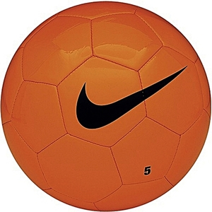 Nike - Fußball Team Training, Gr. 5, Orange