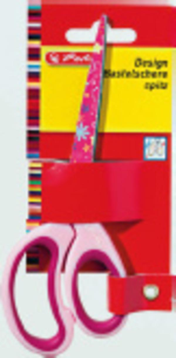 herlitz Design Bastelschere