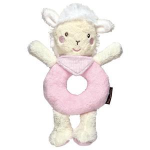 Babydream Ring-Greifling Schaf, rosa