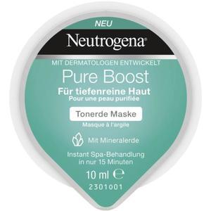 Neutrogena Pure Boost Tonerde Maske 19.90 EUR/100 ml