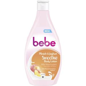 bebe® Pfirsich & Joghurt Smoothie Body Lotion 6.98 EUR/1 l