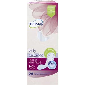 TENA lady discreet Slipeinlagen Ultra Mini Plus
