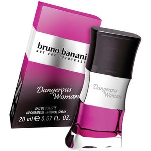 bruno banani Dangerous Woman Eau de Toilette 54.75 EUR/100 ml