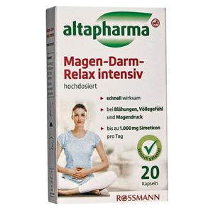 altapharma Magen-Darm Relax intensiv Kapseln