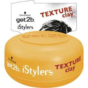 Got2b iStylers Texture clay Paste 5.32 EUR/100 ml