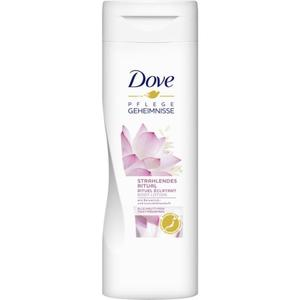 Dove Pflege Geheimnisse strahlendes Ritual Body Lotion 6.38 EUR/1 l