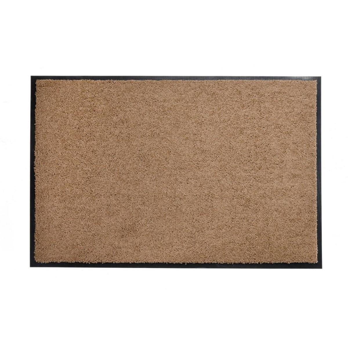 Bild 1 von acerto® EVODIA Premium Schmutzfangmatte Lavendel-Duft taupe - 90x150cm