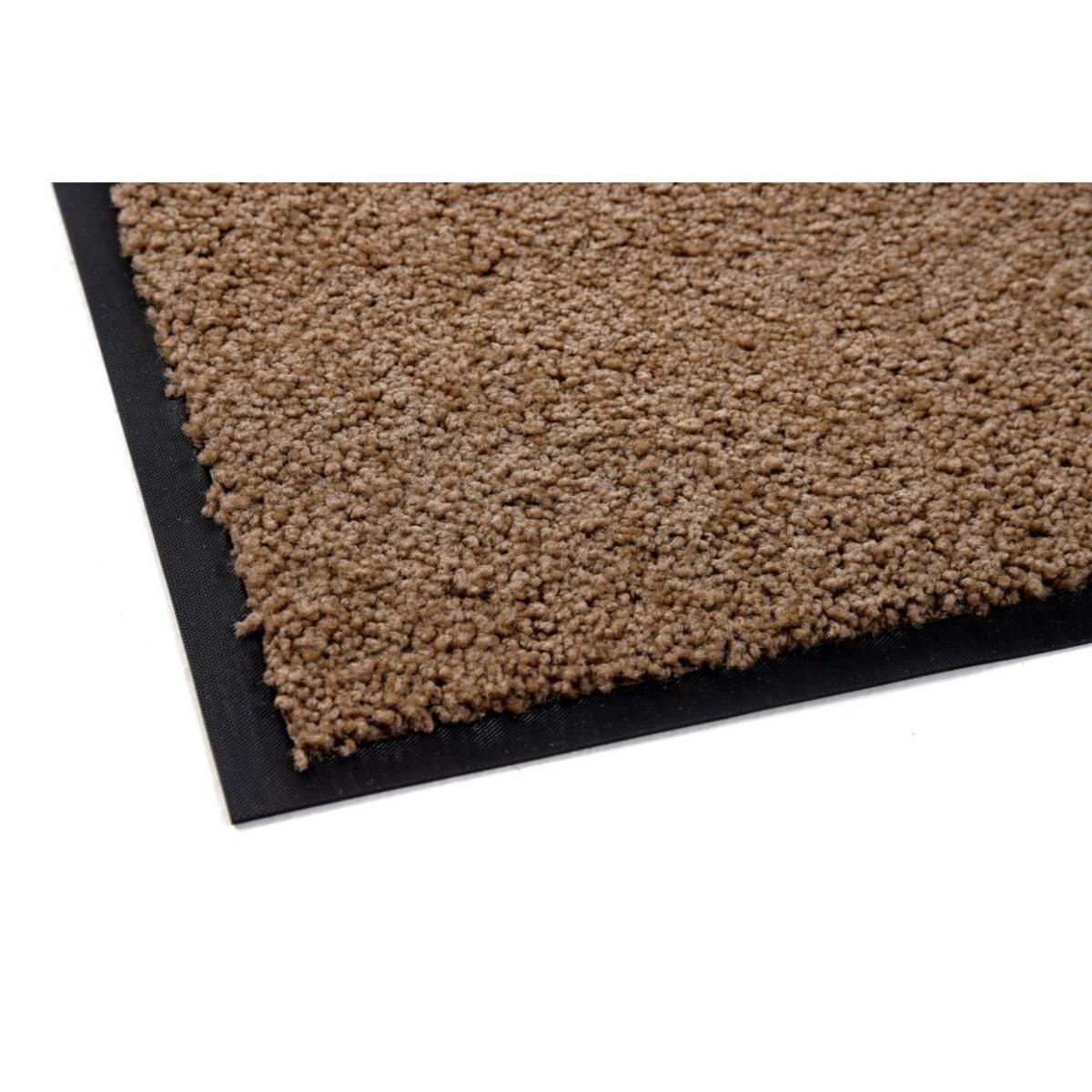 Bild 2 von acerto® EVODIA Premium Schmutzfangmatte Lavendel-Duft taupe - 60x120cm