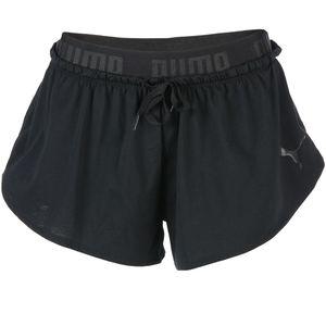 Damen Shorts mit elastischem Bund