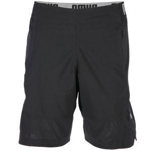 Herren Sport Shorts mit Mesheinsatz