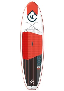Lokahi W.e. Rider Air 10´6´´ + Paddel SUP Board - Orange