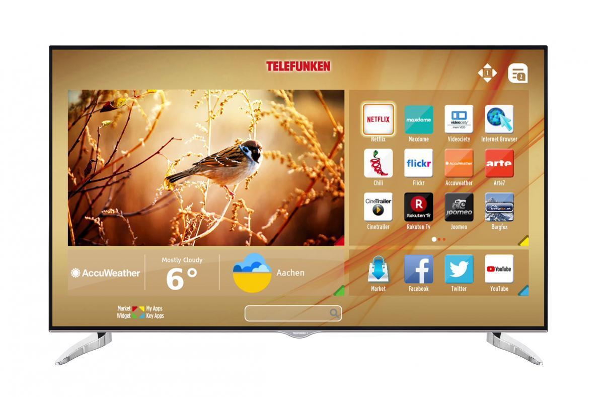 """Bild 4 von Telefunken LED TV 65"""" (164 cm)"""