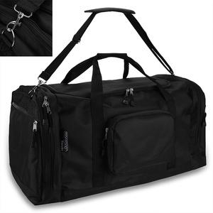 Deuba Tasche für Reise/Sport und Alltag schwarz