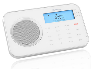 Olympia Smart Home Funk-Alarmanlage ProHome 8700