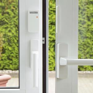 EASYmaxx Security Alarmanlage für Türen & Fenster weiß