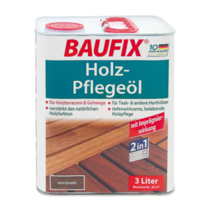 Baufix Holz-Pflegeöl