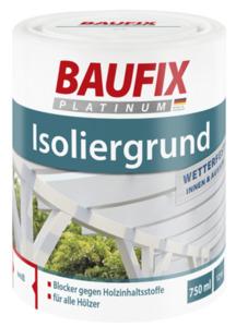 BAUFIX Platinum Isoliergrund
