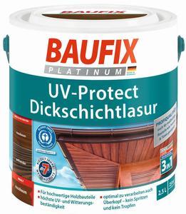 BAUFIX Platinum UV-Protect Dickschichtlasur eiche hell