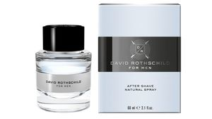 David Rothschild Perfumes Men Aftershave