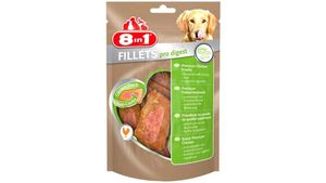 8in1 Hundeleckerli, Fillets Pro Digest