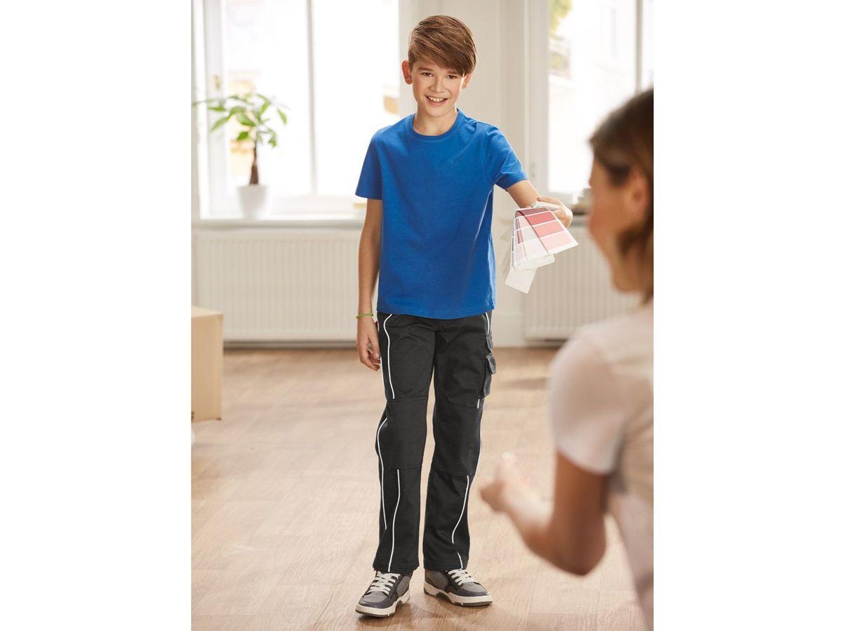 Bild 4 von POWERFIX® Kinder Jungen Hose im Handwerkerstil
