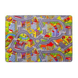 Kinderteppich Straße - 200 x 200 cm, andiamo
